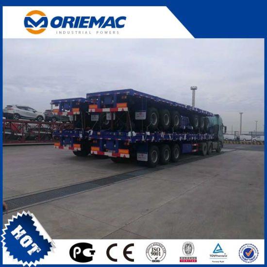 12.5 Meters Truck 3 Axles Semi Trailer