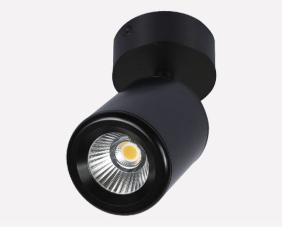 7w 9w Led Surface Mounted Track Light