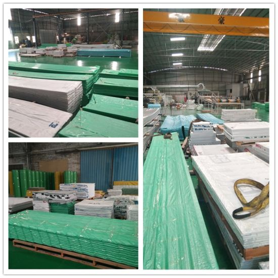 Factory Direct Sale Polycarbonate Corrugated Greenhouse Sheet pictures & photos