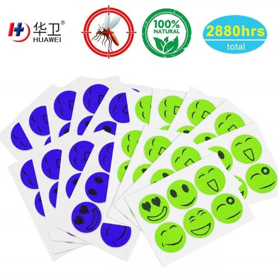 Best Mosquito Patch Natural Mosquito Repellent Patches/Hours of Protection/Keep Insect
