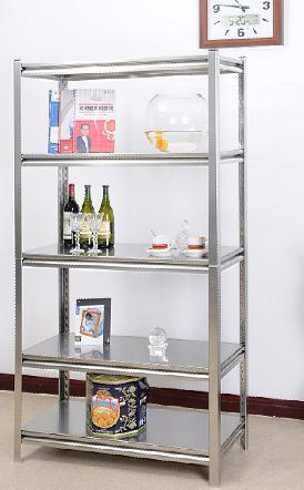 Angle Post Shelving pictures & photos