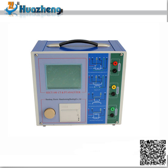 Portable Hzct-100 High Precision Current Transformer CT PT Testing Equipment pictures & photos