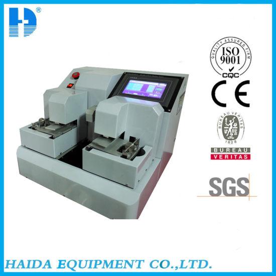 China Computer Controlled Paper Stiffness Testing Machine - China ...