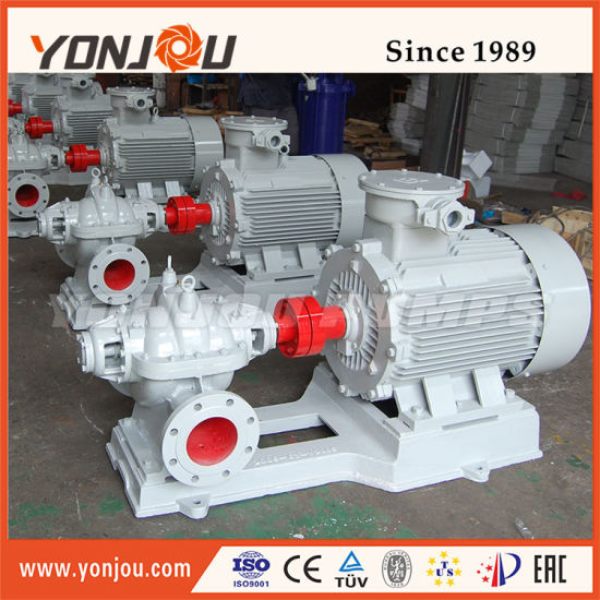 Yonjou Brand Double Stage Centrifugal Water Pump pictures & photos