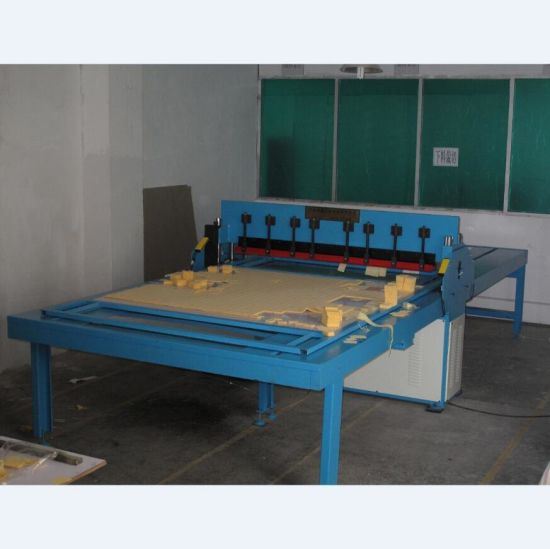 Automatic Fabric Sample Cutting Machine for Swatch