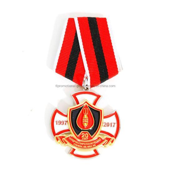 BSCI Factory Custom Marathon Running Honor Medal