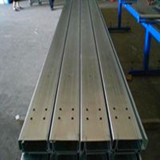 Q235B Q345B High Strength Z-Shaped Steel Structure Purlin pictures & photos