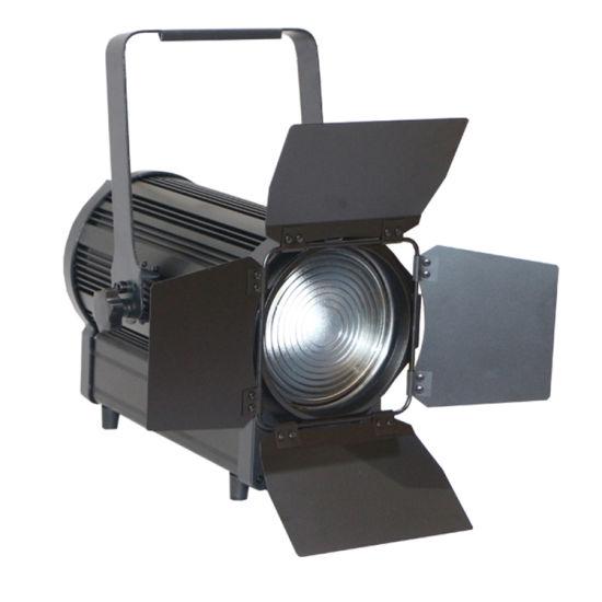 Stage Lighting Factory Supply 300W COB LED Fresnel Studio Light