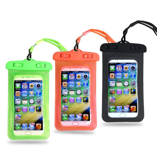 low priced 8a84b 5905f China Universal Sealed Waterproof Phone Pouch Bag Phone Case for ...