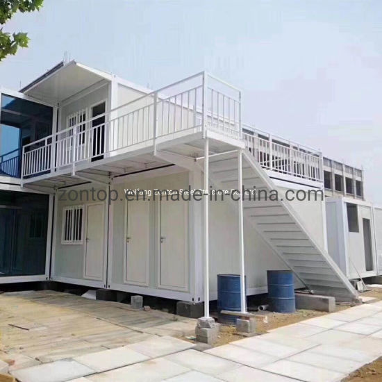 China Wholesale Container Homes Prefabricated House