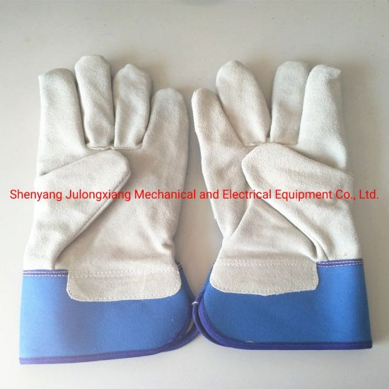 Wholesale Leather Palm Work Gloves