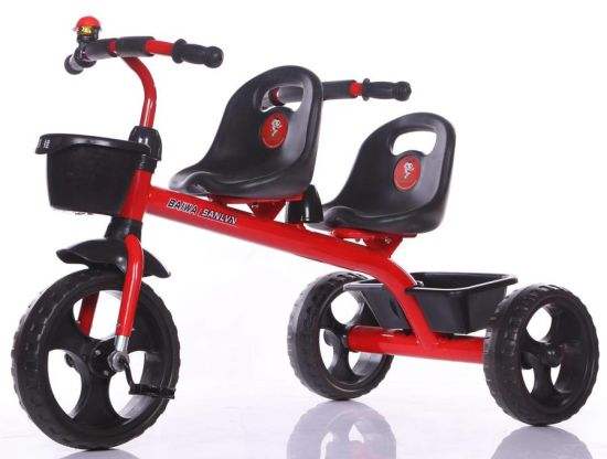 New Model Children Kids Child Baby Tricycle with Ce pictures & photos
