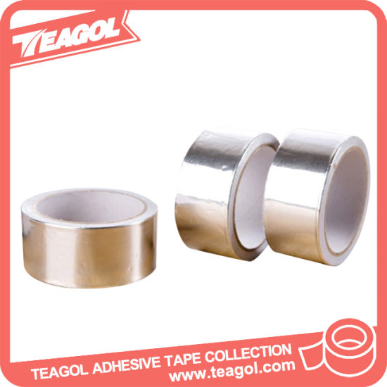 Duct Acrylic Adhesive Heat Resistant Fireproof Aluminum Foil Tape