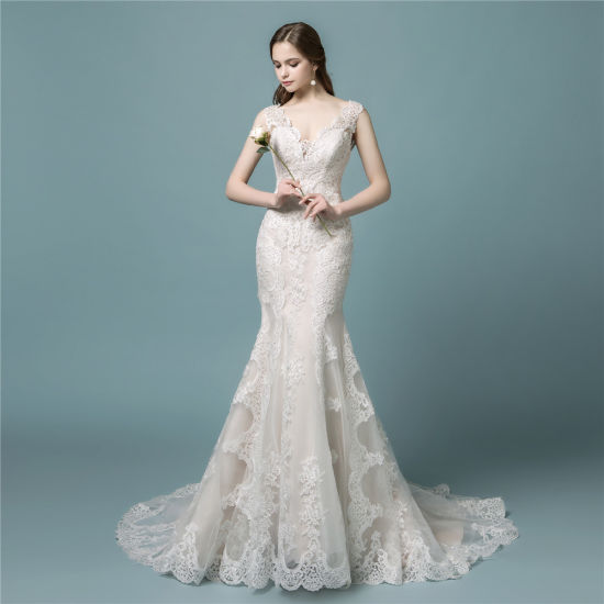 China Amelie Rocky 2018 Mermaid Wholesale Bridal Wedding Gown ...