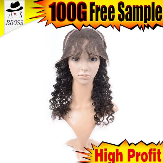8b749e7f10b China Wholesale Brazilian Natural Full Lace Braided Wigs for Black ...