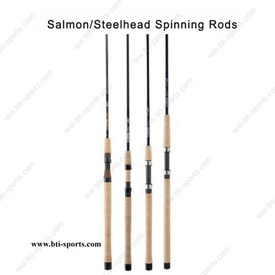 China Customize Spinning Rods with 30 Ton Carbon FUJI Reel