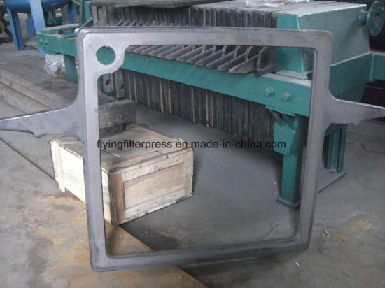 Cast Iron Filter Press X630 pictures & photos