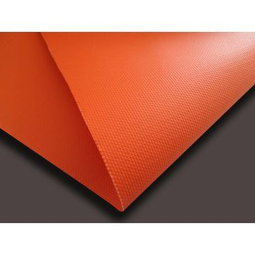 High Temperature Insulation PVC Coated Fiberglass Fireproof Fabric pictures & photos