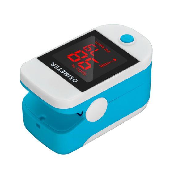 Blood Oxygen Monitor Finger Pulse Oximeter Saturation Monitor SpO2