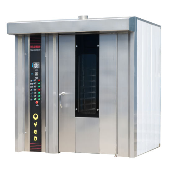 Commercial Baking Bread Rotary Oven/ Rotary Convection Oven/Diesel Rotary Oven Machine Bakery Equipment Commercial Bakery Oven with Ce Bakery Equipment