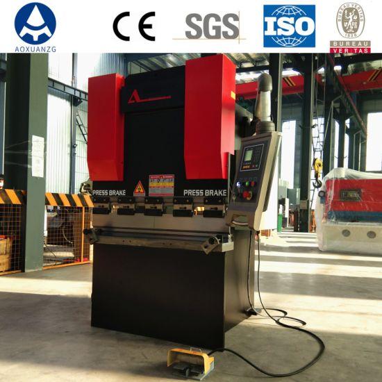 Aoxuan Estun E21 Hydraulic Press Brake Nc/CNC Sheet Metal Bending Machine