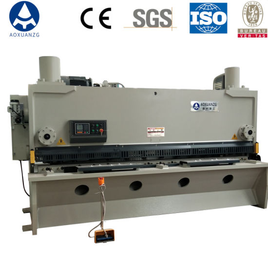 Factory Wholesale QC11K-16X3200 CNC Steel Shearing Machine Hydraulic Guillotine Shearing Machine