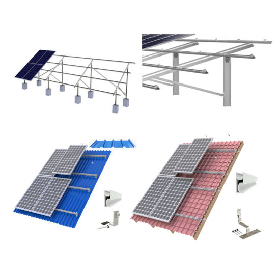 Professional Design 70kw On Grid Three Phase Solar Panel System China Solar System Solar Power System Made In China Com