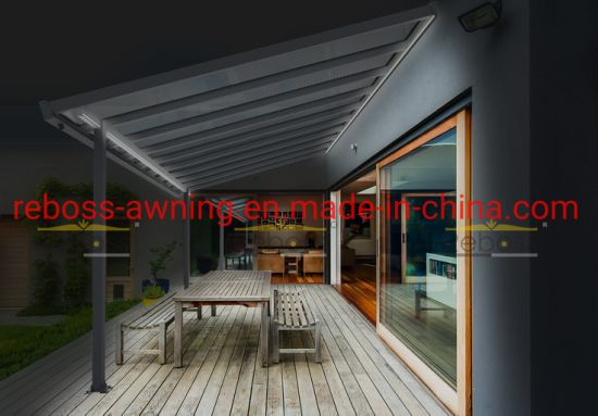 China Modern Design Snow Loading Polycarbonate Aluminum Carport Canopy China Shed Awning And Awning Price