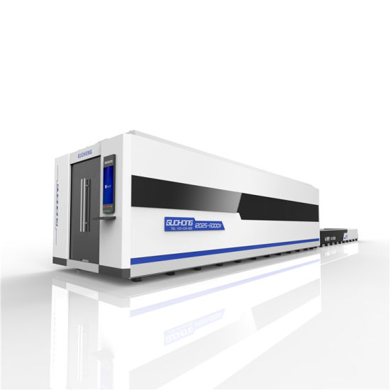 High Quality High Precision Enclosed CNC Laser Cutting Machine for Stainless Steel/Carbon/Alloy/Metal Plate