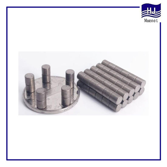 Rare Earth Product Cylinder Strong Permanent SmCo Magnet