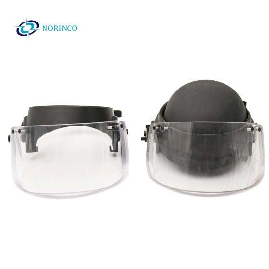 Nij Iiia 9mm/. 44 Level Combat Aramid Helmet Military Armor Bulletproof Helmet Style Ballistic Helmet