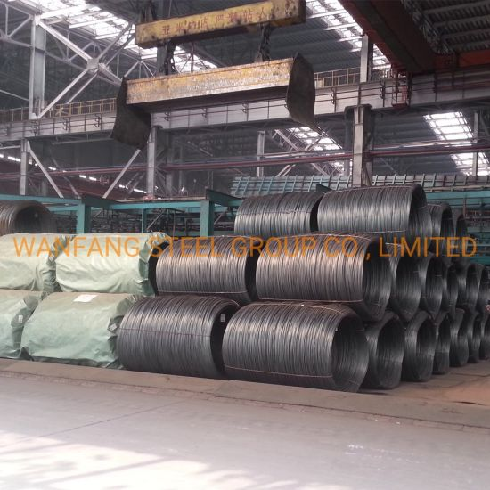 Swrch22A Cold Heading Quality Steel Wire Rod