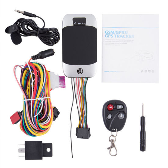 Anti-Theft Car SIM Card GPS Tracker GPS 303G Waterproof Design pictures & photos