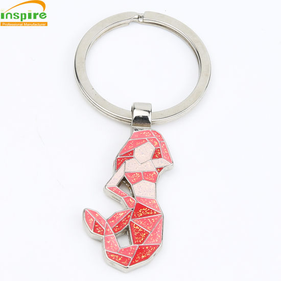 Wholesale Key Rings Factory with Audit Certifiacate, Promotional Key Chain pictures & photos