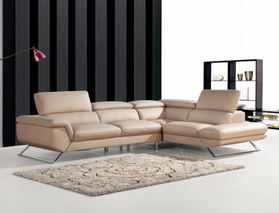 Awesome Modern Corner Sofa Stainless Steel Simply Sofa