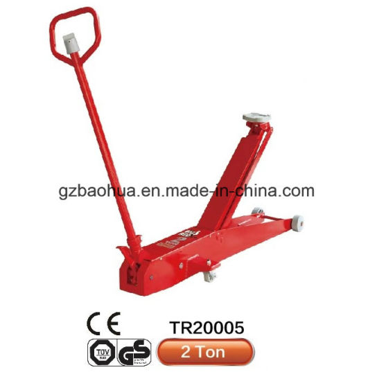 TR20005 Long Floor Jack 2T pictures & photos
