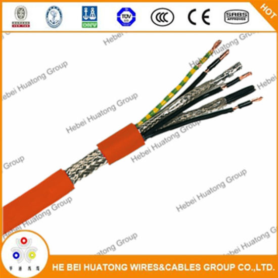China LSZH Halogen Free 0.6/1kv PVC Jacket and Overall Tinned Copper ...