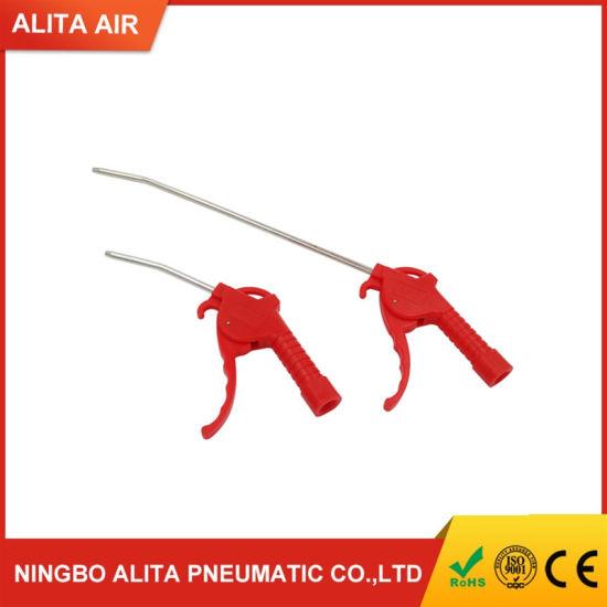 2 Pcs Air Blower Duster Blow Dust Gun Pneumatic Tool Duster Dust Blower Plastic
