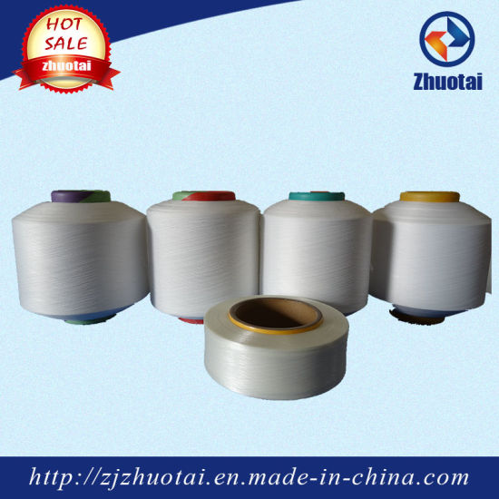 Covered Yarn Polyester Spandex Yarn for Socks Knitting pictures & photos