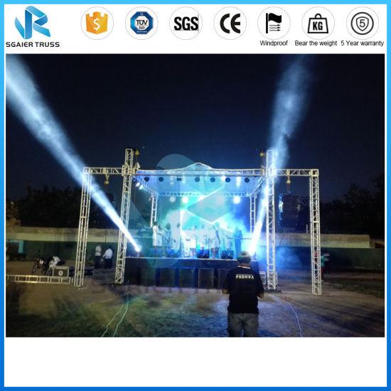 China Aluminum Truss Aluminum Lighting Truss DJ Truss for Stage System & China Aluminum Truss Aluminum Lighting Truss DJ Truss for Stage ...
