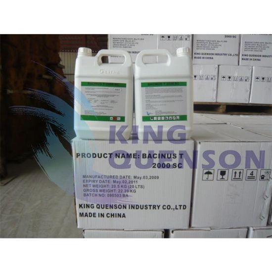King Quenson 50000 Iu/Mg Tc Bacillus Thuringiensis 32000 Iu/Mg Wp for Weed Control pictures & photos
