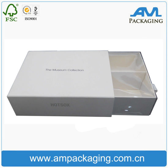 Brand Custom Apparel Case Bespoke Cloth Preservation Packaging Belt Box pictures & photos
