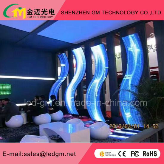 Indoor Multimedia, LED Video Wall, LED Display for Fix, P4mm pictures & photos