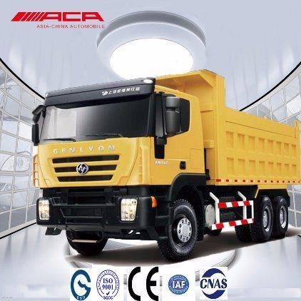 Iveco Hongyan Genlyon 380HP 6X4 10 Wheels Heavy Dump Truck/ Tipper
