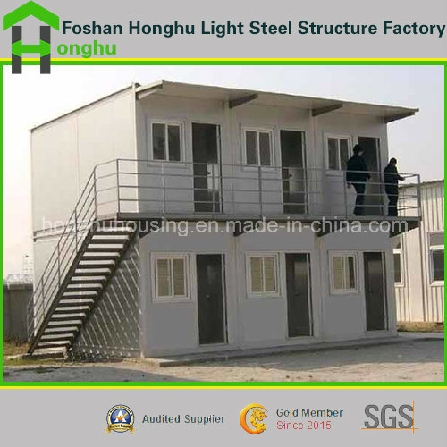 Convenient Light Steel Modular Portable House Housing Container House In  Factory Price