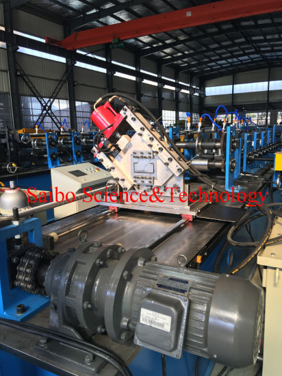 High Speed C Channel Roll Forming Machine