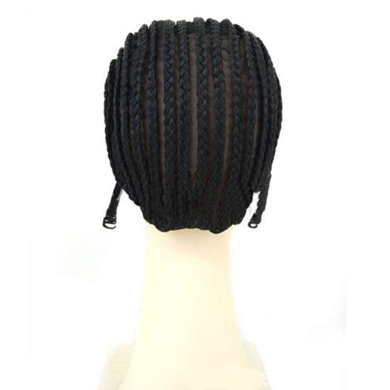 China Adjustable Strap Cornrow Cap Elastic Band Hair Wig Cap China Wig Cap And Cornrow Cap Elastic Band Hair Wig Cap Price