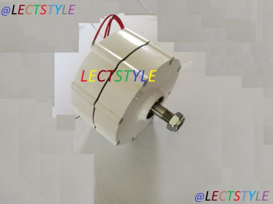 600W Low Rpm Permanent Magnet Alternator for Wind Generator Use pictures & photos