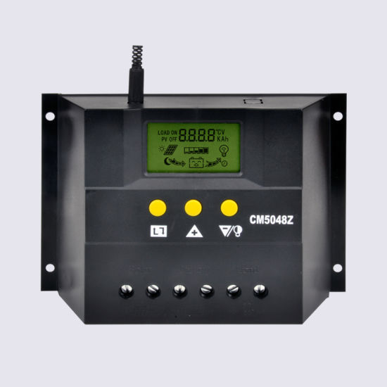 12V/24V/48V 50A/60A Automatic PWM Solar Charge Controller pictures & photos