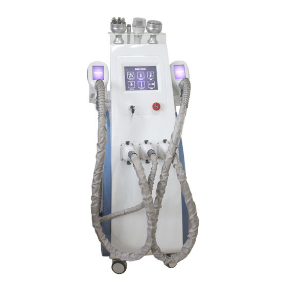 4 in 1 Multifunctional Cryolipolysis and Roller Massager Slimming Machine pictures & photos